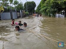 Jangan Remehkan Banjir Jakarta, yang Repot Bisa se-Indonesia!