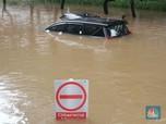 Banjir Kepung Jakarta, Ini Daftar Gardu PLN yang Masih Padam