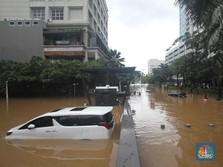 Waspada! Hujan & Banjir Masih Hantui Jabodetabek Pekan Depan