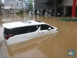 BMKG Beberkan Penyebab Banjir di Jabodetabek Hari Ini