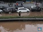 Ini Daftar Ruas Tol Jabodetabek Tergenang Banjir