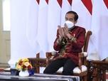 Jokowi Soal Reshuffle Kabinet: Saya Jawab Tegas, Ndak Ada!