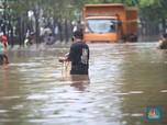 PNS Korban Banjir Bisa Cuti Sebulan, Gaji Tetap Full