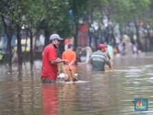 PNS Bisa Cuti Banjir Sebulan, Ini Syaratnya