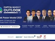 Kupas Potensi Pasar Modal Indonesia 2021 di Event Ini