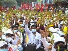 Junta Makin Kegencet, World Bank Setop Fulus ke Myanmar