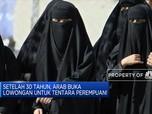Arab Buka Lowongan Tentara Wanita & Saling Bersaing Garap AR