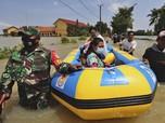 Kacau! Indonesia Rugi Rp 22,8 Triliun Pertahun Akibat Bencana