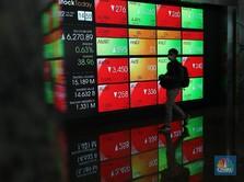 IHSG Tak Kuat Nanjak, Simak 8 Kabar Penting Sebelum Trading