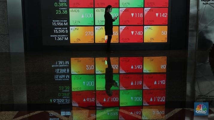 Bursa Efek Indonesia (CNBC Indonesia/ Tri Susilo)