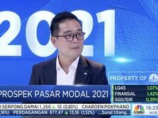 Bos Mirae Sekuritas Ungkap Tantangan Pasar Modal 2021, Simak