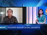 Cuaca Ekstrim, Tantangan DKI Jakarta Atasi Polemik Banjir