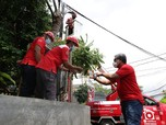 Banjir Jakarta, Direksi Telkom Tinjau Lokasi Terdampak