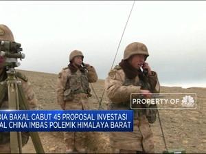 India Bakal Cabut 45 Proposal Investasi Asal China