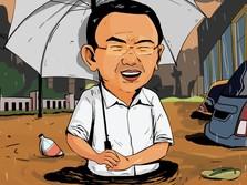 Dear Pak Anies, Ini Saran Pak Ahok Biar Jakarta Nggak Banjir