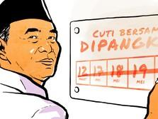 Pro Kontra Netizen Soal Cuti Bersama Jadi 2 Hari