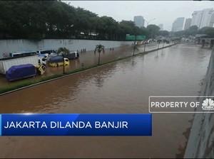 Jakarta Dilanda Banjir