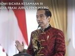 Jokowi Bicara Kesamaan RI & India Pakai Jurus PPKM Mikro