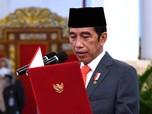 Pengakuan Jokowi: 99% Karhutla Karena Tangan Manusia!