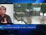 Pengamat: DKI & Pusat Harus Berbagi Tugas Atasi Banjir
