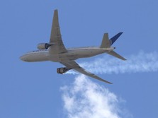 Malapetaka Boeing 777 Belum Pergi, Mesin Pesawat Dicek Khusus