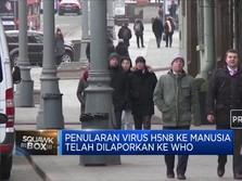 Rusia Umumkan Kasus Pertama Penularan Flu Burung H5N8