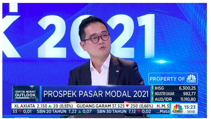 Taye Shim, CEO Mirae Asset Sekuritas Indonesia
