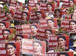Emosional, Myanmar Minta Tolong Dunia Hentikan Junta Militer