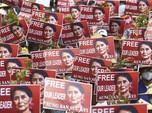 Myanmar Membara, Aung San Suu Kyi Hadapi Gugatan Baru!