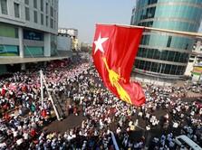 Malaysia Dikecam AS karena Myanmar, Ada Apa?