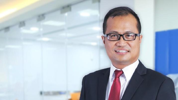 Direktur Strategic Portfolio Telkom Indonesia Budi Setyawan Wijaya/Dok.Jalin