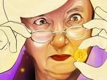 Menkeu AS Janet Yellen Desak Stablecoin Diatur