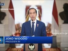 Jokowi Targetkan Vaksinasi Covid-19 Di RI Selesai Tahun Ini