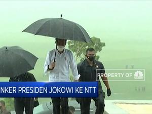Tinjau Lumbung Pangan, Presiden Jokowi Berkunjung Ke NTT
