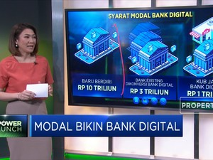 Modal Bikin Bank Digital