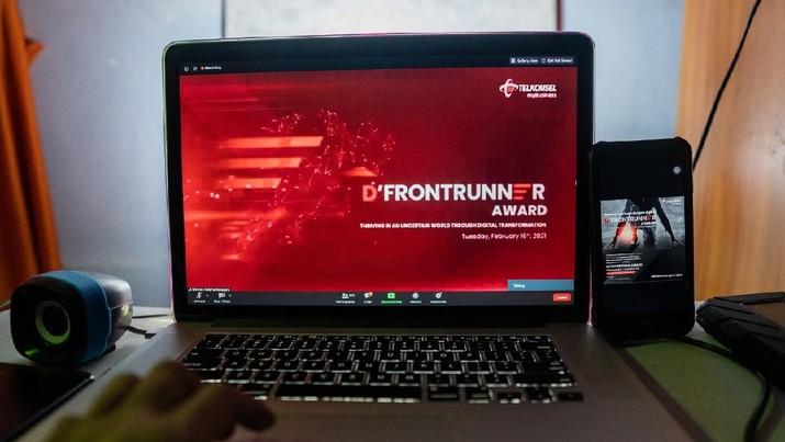 Telkomsel Gelar D'Frontrunner Awards (Dok. Telkomsel)