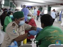 Vaksinasi Gotong Royong Percepat RI Kebal Covid-19