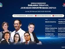 Kupas Tuntas Sarjana Terapan & Dunia Industri di Event Ini