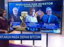 Bertaruh Masa Depan Bitcoin