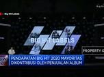 Big Hit Entertainment Raih Pendapatan Rp 10 Triliun di 2020