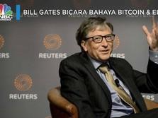 Bill Gates Bicara Bahaya Bitcoin & Elon Musk