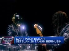 Daft Punk Bubar Setelah 28 Tahun Bermusik