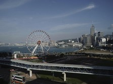 Gila! Lahan Parkir 1 Mobil di Hong Kong Harganya Rp 18 Miliar