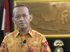 'Belum Tentu Bahlil Lahadalia Jadi Menteri Investasi'