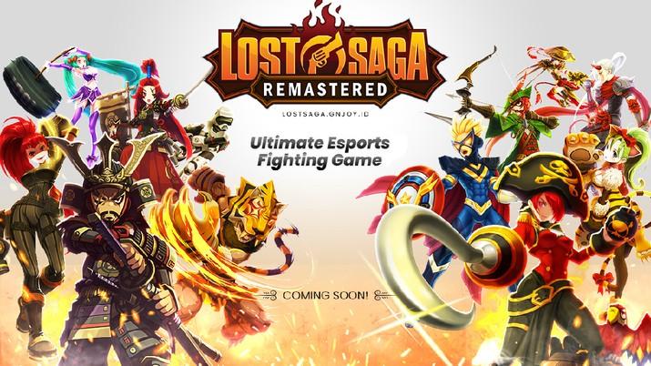Lost Saga : Remastered