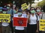 Demo Belum Kelar, Junta Militer Buat Pesta Khusus di Resor?