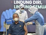 Vaksinasi Swasta di Malaysia Lebih Lambat dari RI, Kenapa?