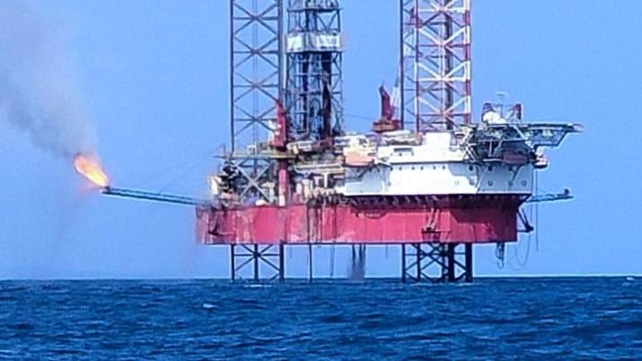 Petronas temukan minyak di Madura. (Dok.SKK Migas)