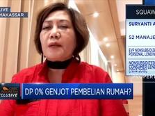 Stimulus DP Rumah 0%, BTN Siap Perluas Segmentasi Nasabah KPR