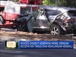 Tiger Woods Kecelakaan Hingga Saham Tesla & Bitcoin Menurun